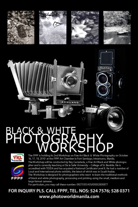 Photography Workshop Posters B&w Photography Workshop